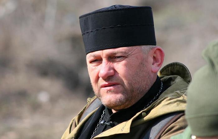 Священник УГКЦ, якого відсторонили від богослужінь, пройшов в облраду Івано-Франківщини