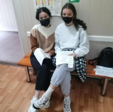 67 студентів-адвентистів стали донорами крові на Київщині