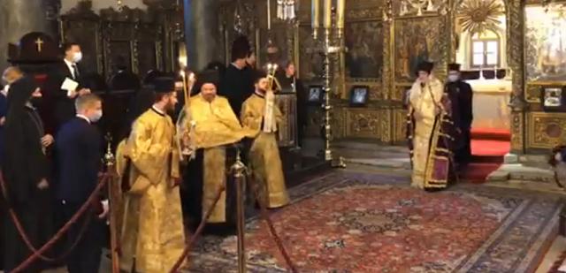 Зеленський вдруге зустрівся з патріархом Варфоломієм і запросив його до України