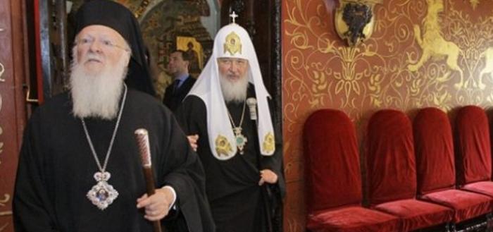 Вселенський патріарх: українські ієрархи під Росією — не правлячі єпископи