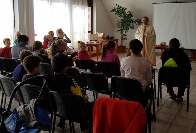 Греко-католики провели для 40 дітей-українців Угорщини християнський табір
