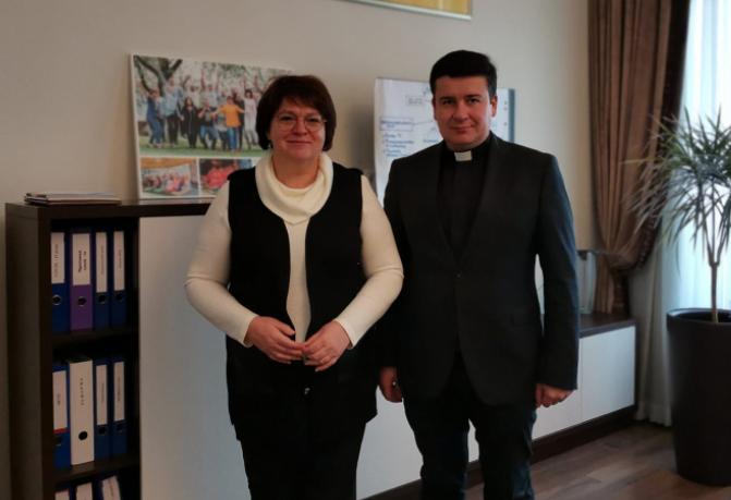 Представник УГКЦ і заступниця міністра охорони здоров'я узгодили подальші кроки співпраці у боротьбі з Covid-19