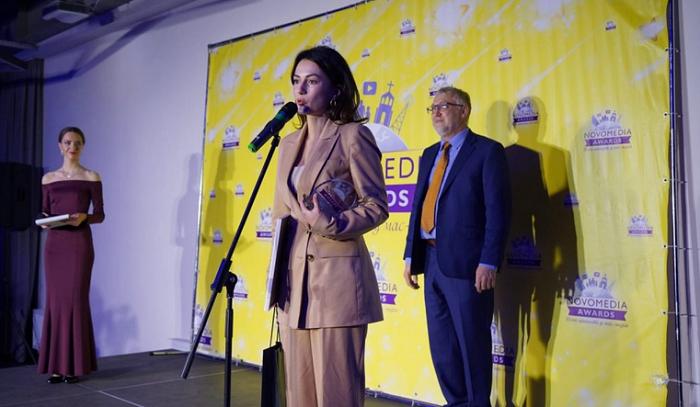 Українським журналістам вручили нагороди за висвітлення християнських цінностей