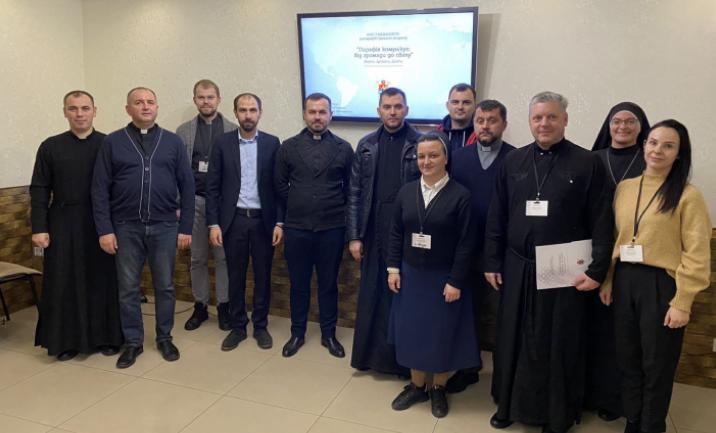 В Одесі відбувся перший курс із медіаосвіти для парафій УГКЦ