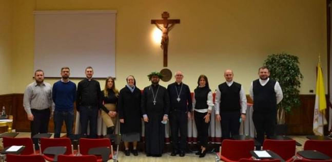 Священник УГКЦ захистив у Римі дисертацію про ідентичність, іконічність та духовність одруженого пресвітера