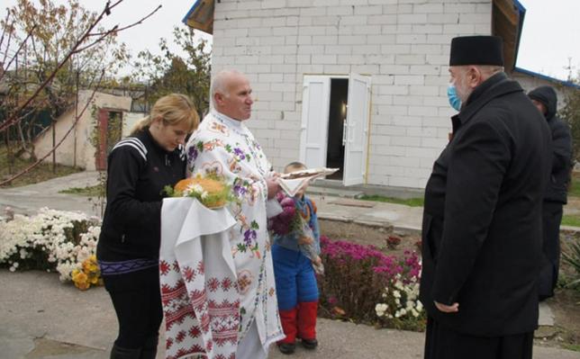 В Нікополі освятили нову каплицю УГКЦ