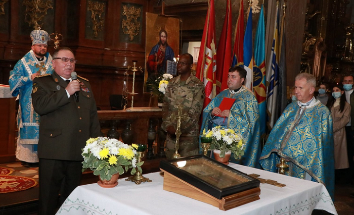 Гарнізонний храм УГКЦ допоміг військовим на понад мільйон доларів