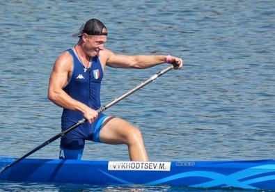 Син священника УПЦ (МП) переїхав до Італії та став чемпіоном країни з веслування на каное