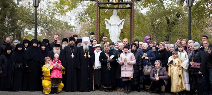 В Одесі канонізували всіх предстоятелів РПЦЗ