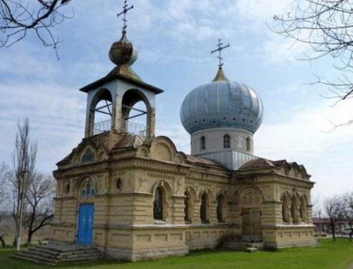 Кенаса, кірха, православні храми стали об'єктами культурної спадщини Запоріжжя