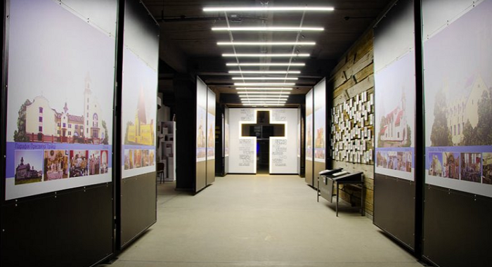 Меморіал мучеників Римо-Католицької Церкви отримав відзнаку від Спілки архітекторів України