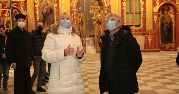 У Києві відкриють Андріївську церкву після реставрації