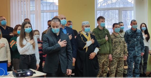 В Одесі та Києві воїнам-мусульманам вручили медалі «За служіння ісламу та Україні»
