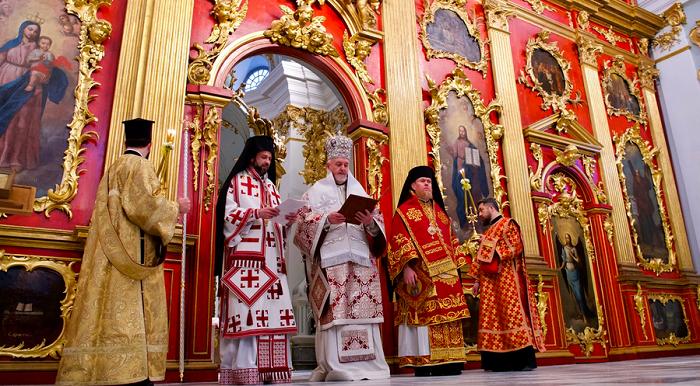 У Києві відзначають дворіччя Об