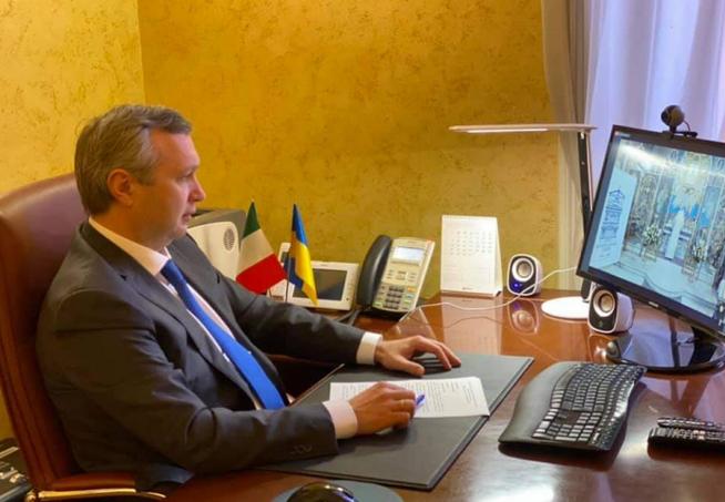 Посол України в Італії відзначив надзвичайну функцію УГКЦ для українців Італії
