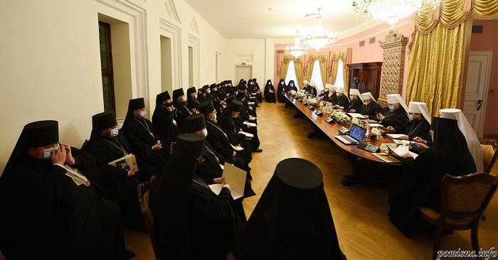 На другому Архієрейському Соборі ПЦУ підводили підсумки та обговорювали перспективи