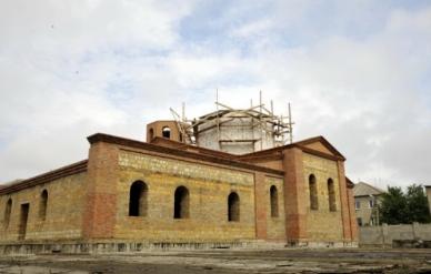 В Одеській області відтворюють знищену 55 років тому церкву