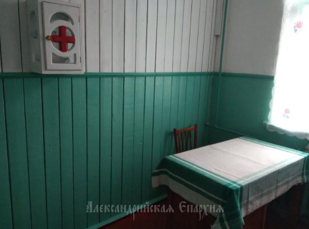 При храмі УПЦ (МП) на Кіровоградщині відкрили медпункт