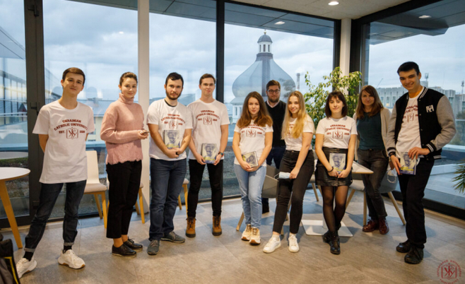 Український католицький університет і Києво-Могилянська академія перші в Україні провели обмін студентами