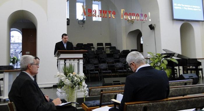 На Харківщини діє понад 60 церков баптистів