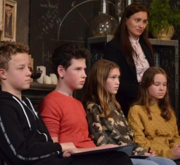 Юні адвентисти Львівщини дебатували на телебаченні щодо співвідношення еволюціонізму та креаціоналізму
