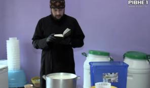 У монастирі ПЦУ ченці відкрили міні-сироварню