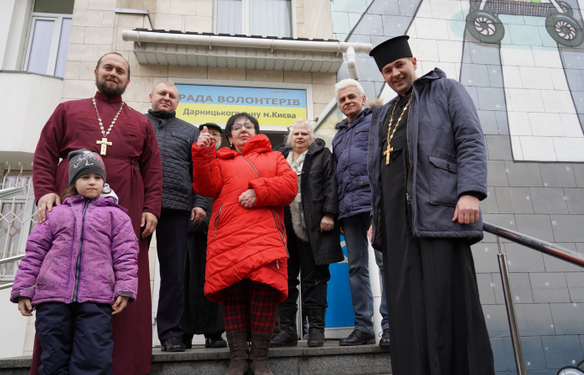 У Києві провели масштабний екуменічний соціальний захід