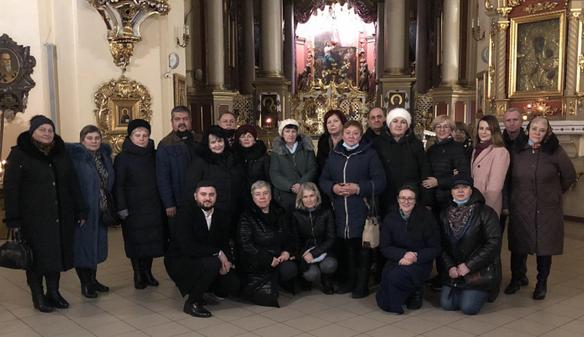 Греко-католики Львівщини організували духовно-психологічну віднову для батьків загиблих воїнів