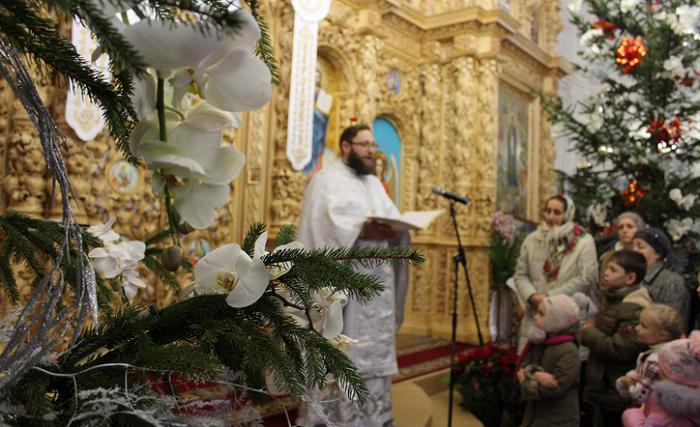 Церковні лідери вітають українців з Новим роком