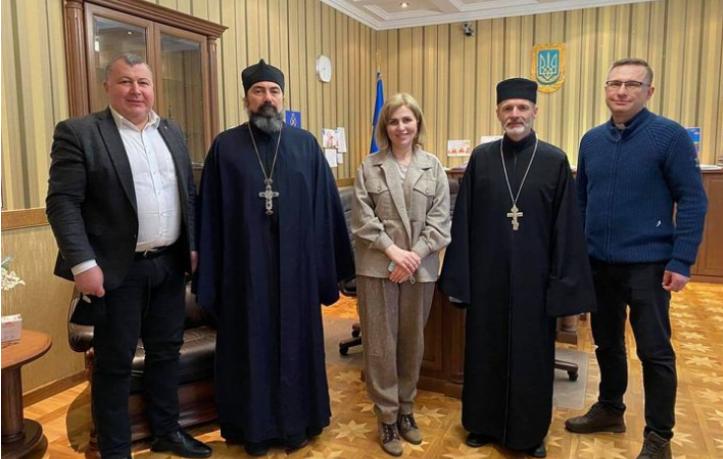 Капелани повертаються в установи пенітенціарної системи України