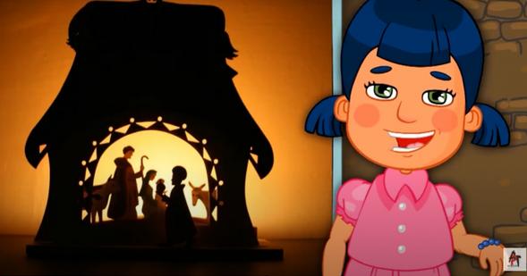 Аніматори презентували новий різдвяний мультфільм із серіалу «Духовне намисто»