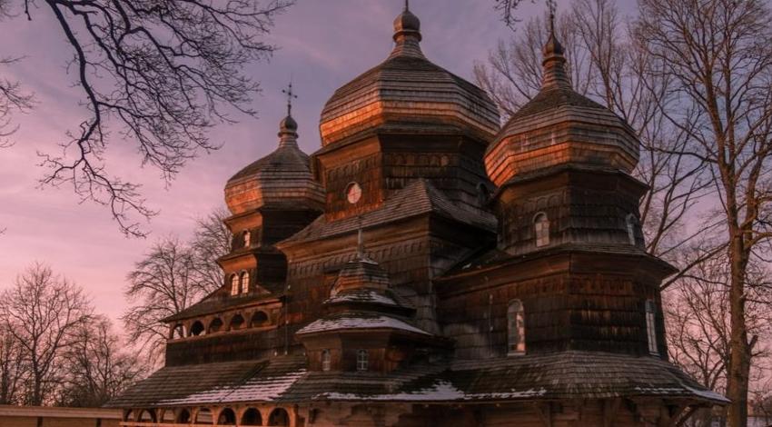 Фото церкви у Дрогобичі перемогло у міжнародному фотоконкурсі