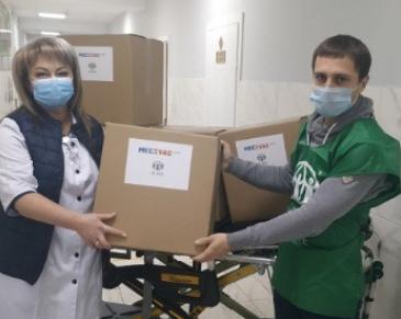 30 лікарень в Україні отримали допомогу від ADRA