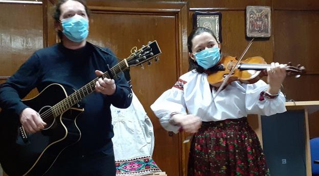 В Бухаресті відбувся концерт українських колядок