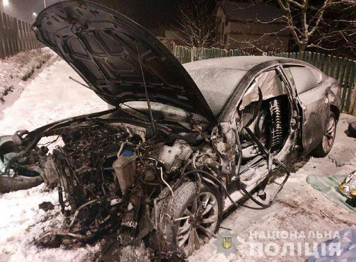 У ДТП на Рівненщині розбились двоє синів священника УГКЦ