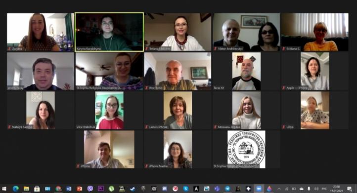 Товариство українців-католиків США розпочало благодійний онлайн-курс англійської мови для малозабезпечених іммігрантів