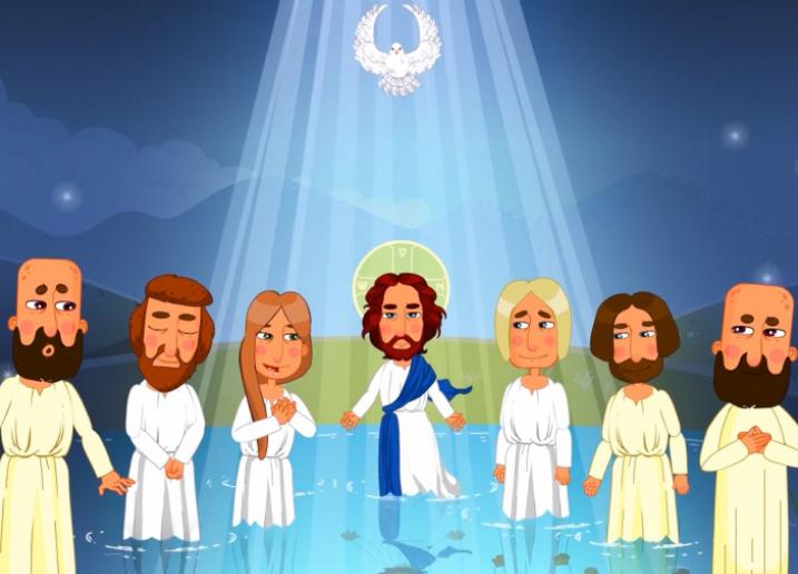 Українська анімаційна студія представила нову стрічку до свята Богоявлення
