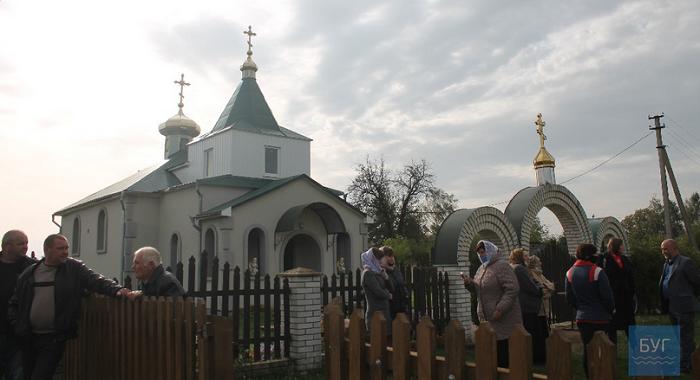 Православна громада, де священник привітав Путіна з іменинами, офіційно перейшла до ПЦУ