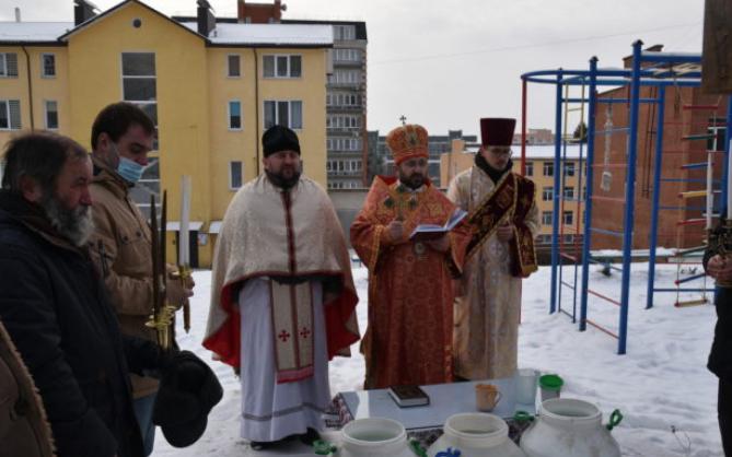 Греко-католики Хмельницького будують соціальний центр підтримки дітей з обмеженими можливостями