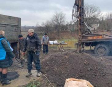 Адвентисти та Дитячий фонд ООН покращили водопостачання для 1240 жителів Донеччини
