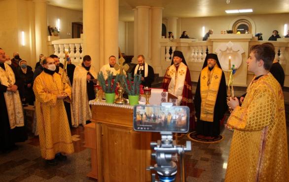 У Харкові відбувся Тиждень молінь за єдність між християнами