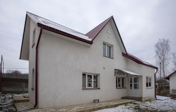На Буковині побудували вже шостий парафіяльний будинок УГКЦ