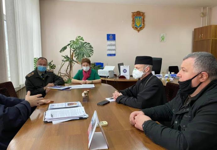 Духовенство провело третю зустріч з представниками Мінюсту щодо діяльності капеланів у пенітенціарній системі