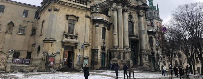 У Львові завершили реставрацію Домініканського собору, яка тривали три роки