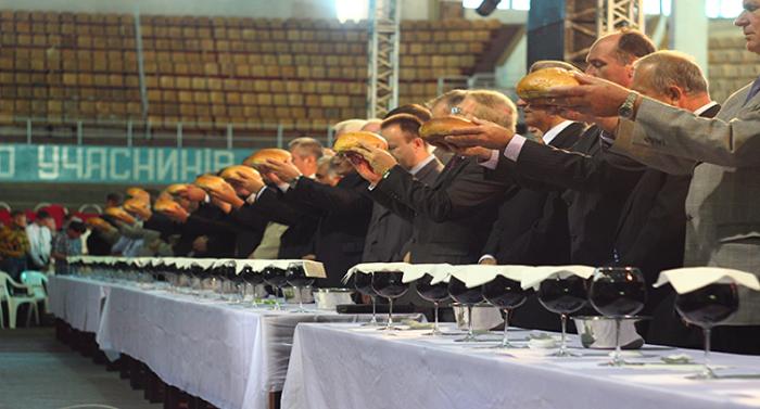 Баптисти мають на Чернігівщині 63 церкви, а на Буковині 139 церков