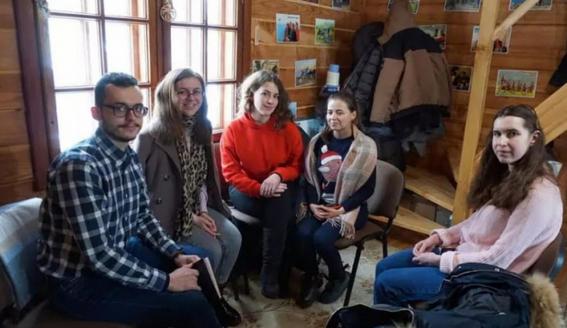 Греко-католики організували Школу особистісного зростання для студентів та молоді у Львові