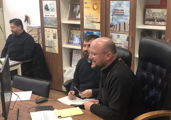Єпископ УГКЦ провів онлайн-зустріч зі священниками із 13 країн щодо душпастирства в умовах пандемії