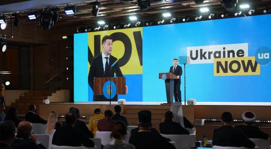 Ієрархи Церков взяли участь у Всеукраїнському форумі «Україна 30. Коронавірус: виклики та відповіді»