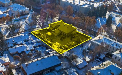 Команда міського голови Полтави хоче будувати багатоповерхівку впритул до найстарішої церкви міста