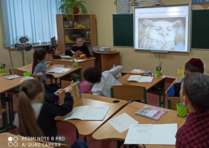 Єврейська школа Дніпра провела «День самоврядування»